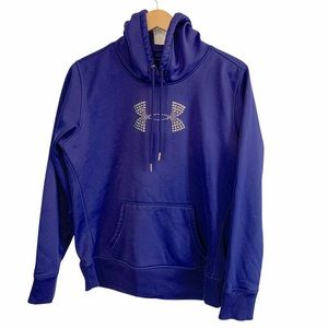Under Armour Studded Logo Hoodie